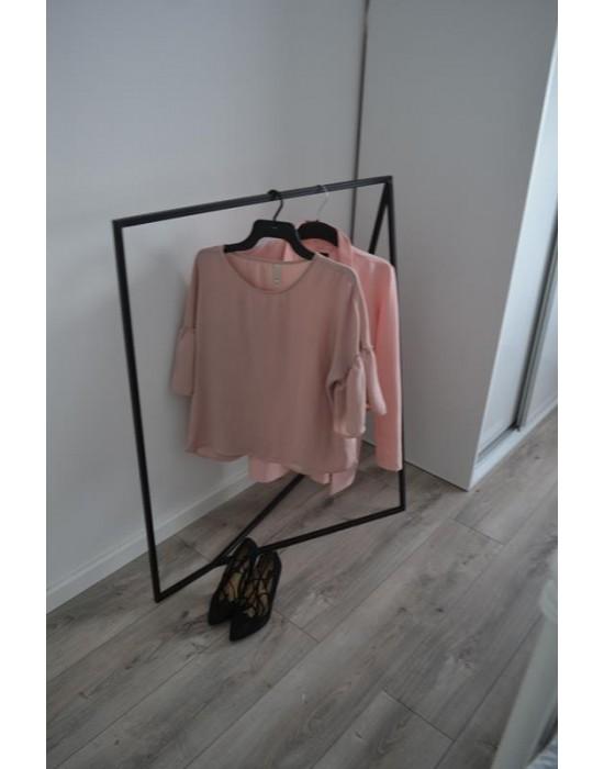 MAYA- Stalowy wieszak na ubrania, stojak