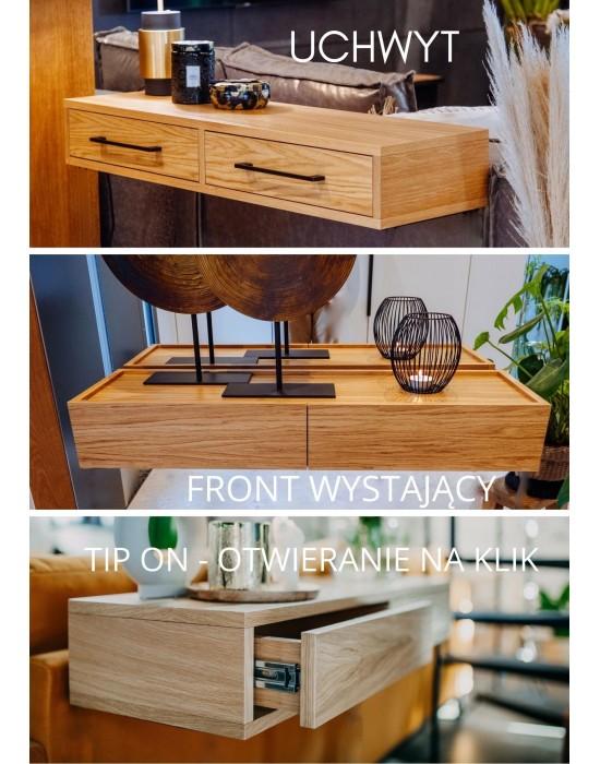 MILEY - wisząca szafka z szufladami